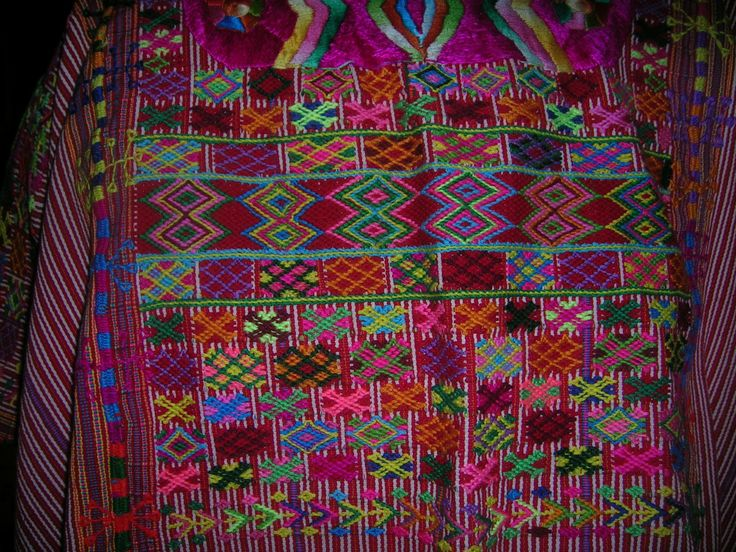quatemalen weaving