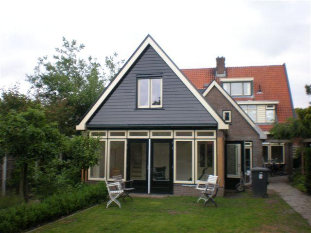Verbouwing (na) door Bouwbedrijf de Jong gerealiseerd.