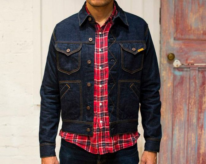 If you want clothing handmade with love and care then you'll like this! Ande Whall is an amazing world class denim maker based in Christchurch, New Zealand who has gained an international following for his freakish talent. He meticulously designs and handcrafts jeans and denim jackets using old world materials, construction and sewing techniques to create new classics.