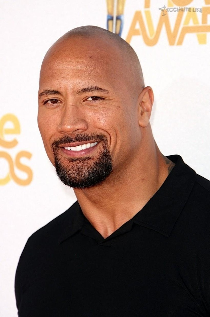 how to look like dwayne johnson