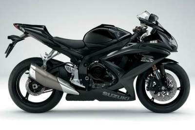 This isn't too much to handle.... right up my speed..... Suzuki GSX-R 600