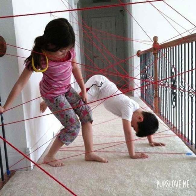 Чем занять ребенка, игры для детей, pupslove