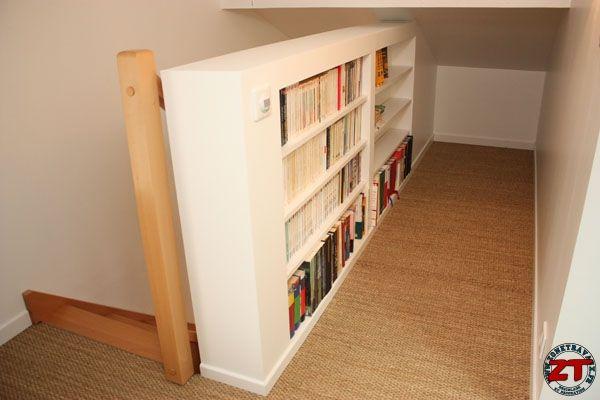 Brico : Réaliser une bibliothèque en placo sur mesure | Zone Travaux, bricolage, décoration, outillage, jardinage