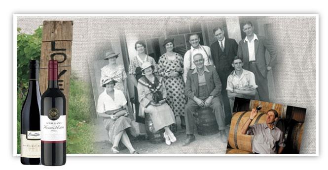 McWilliam's Wines - Member of Australia's First Families of Wine - http://www.australiasfirstfamiliesofwine.com.au