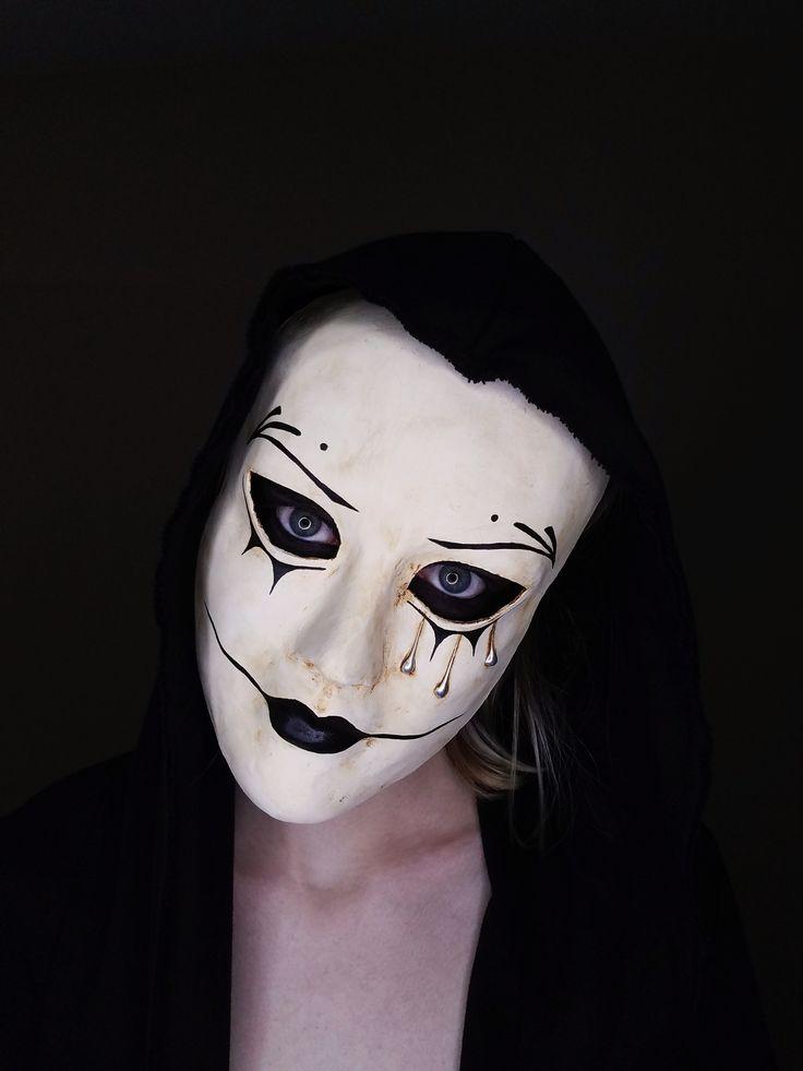 покажем какие маски можно нарисовать на хэллоуин картинки слегка изогнута том