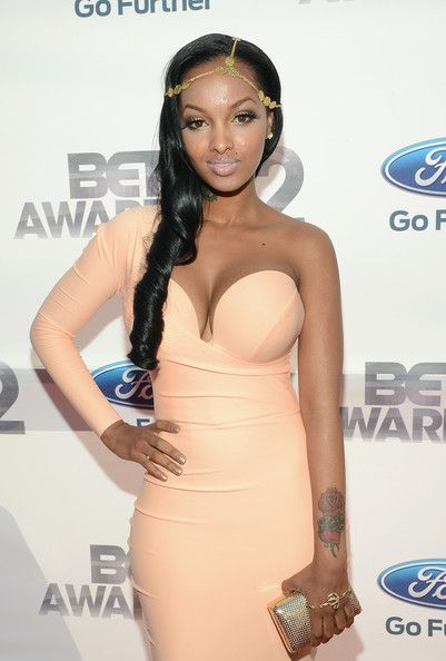 Lola Monroe - Fershgenet Melaku (which is her birth name) is of Trinidadian and Ethiopian decent.