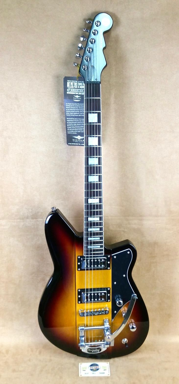 13 best reverend guitars images on pinterest guitars gun and guns reverend warhawks rt three tone burst victory guns guitar works asfbconference2016 Image collections