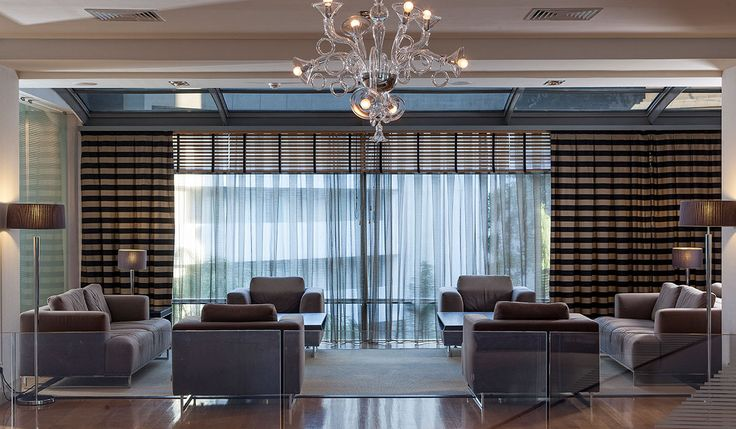Galaxy Hotel's Iraklio most welcoming place- besides the reception! The elegant and stylish Lobby is where you can relax and enjoy a drink after a fascinating day in #Crete! All the details about the hotel is at http://sloorp.me/euVup. #GalaxyHotelIraklio #Heraklion #lifeincrete #Iraklio