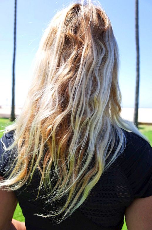 D.I.Y. SEESALZ Haarspray BEACHY WAVES
