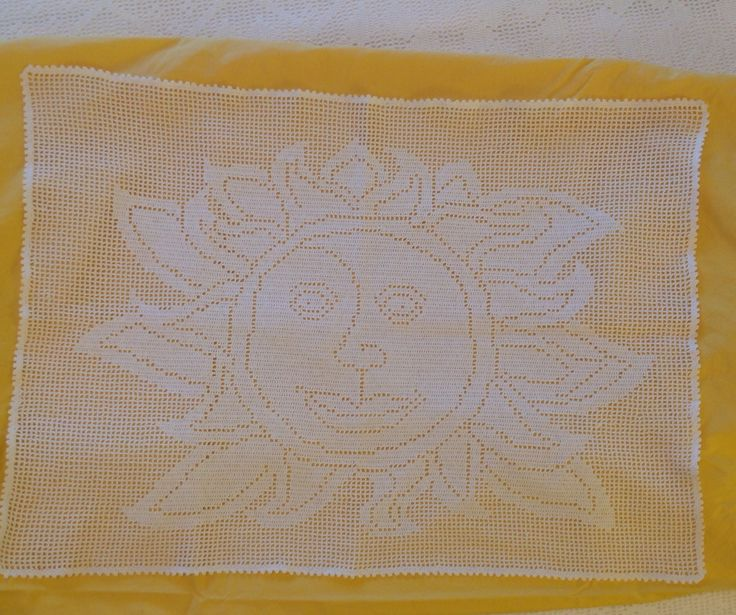 Un sole a filet