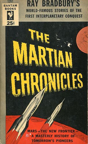 (Posted from precisiontype.com)  Ray Bradbury – The Martian Chronicles … Sci-Fi Scribes on Ray Bradbury: 'Storyteller, Showman and Alchemist' (Jun 6th 2012, 22:59) …item 2.. Ray Bradbury dies at 91 (June 06, 2012) …  Image by marsmet521 With books like Fahrenheit 451 and The Martian...  Read more on http://www.precisiontype.com/calibration-doing-your-own-thing/