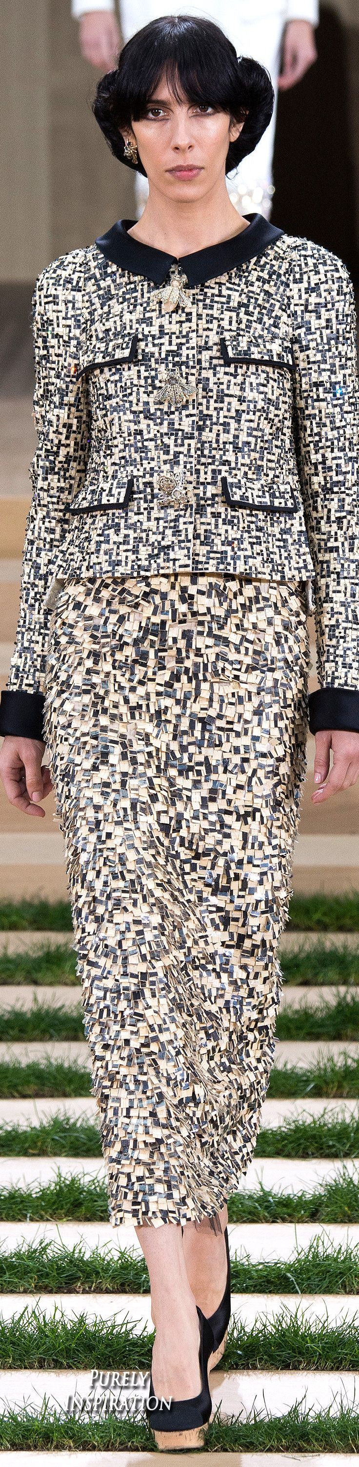 Best 25 Chanel Spring Ideas Only On Pinterest Chanel 2015 Chanel Spring 2016 And Couture Details