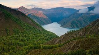 Национальные парки и заповедники России
