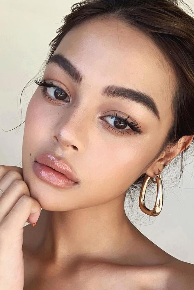 Natural Makeup All The Secrets Revealed Glaminati Com In 2020 Best Natural Makeup Natural Makeup For Teens Soft Natural Makeup
