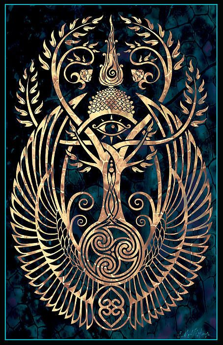 Altar #1 Print By Cristina Mcallister