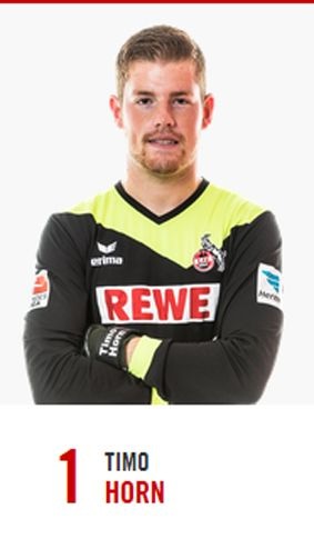 Timo Horn - 2014/15