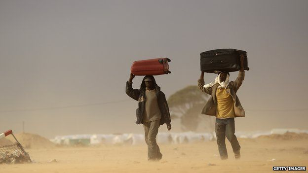 Extreme weather can be the 'most important cause of poverty'
