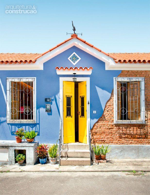 50 fachadas de casas de sonho publicadas na Arquitetura & Construção - Casa                                                                                                                                                                                 Mais