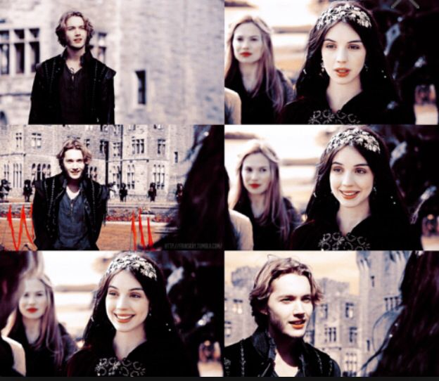 Mary and Francis on Reign