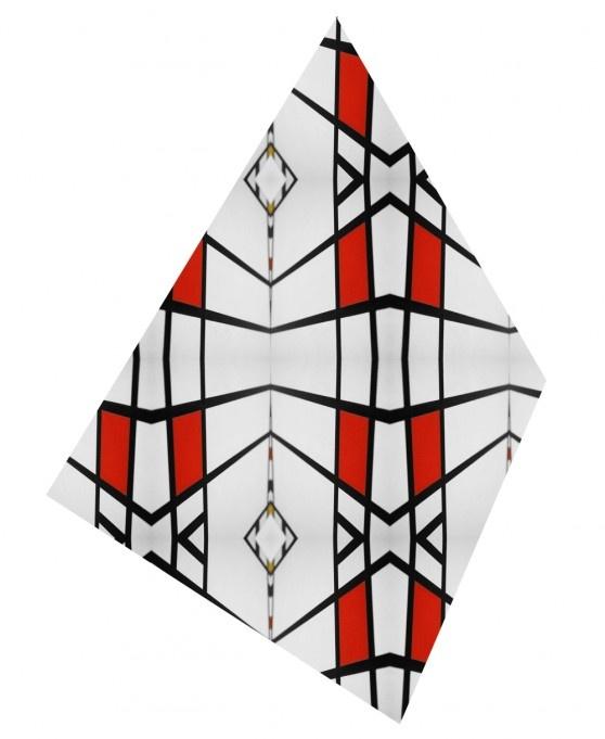 JE BAAK|HADA CONTEMPORARY |    Petitio Principii 006 | Giclée prints in irregular square frames with glass | 150 x 200 cm | 2012