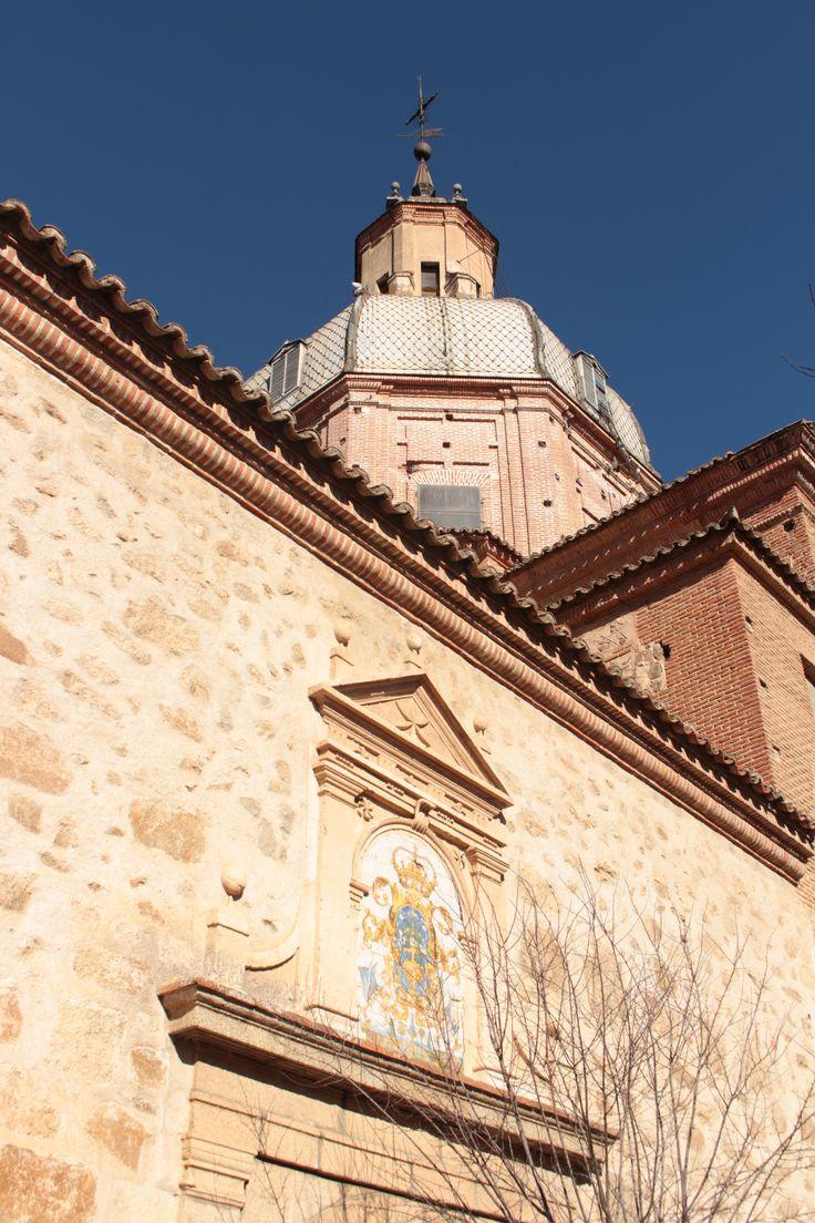 Detalle de fachada lateral