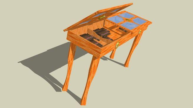 DIY Woodworking Ideas Cigar Humidor Table Lear Plans