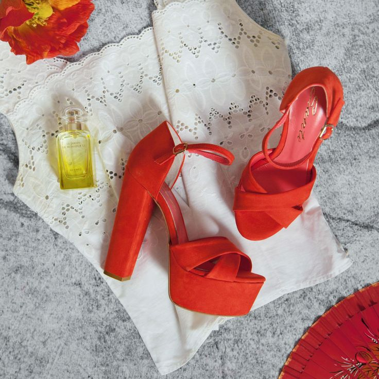Summer Coral... #SanteWorld Available in stores & online (SKU-91891): www.santeshoes.com