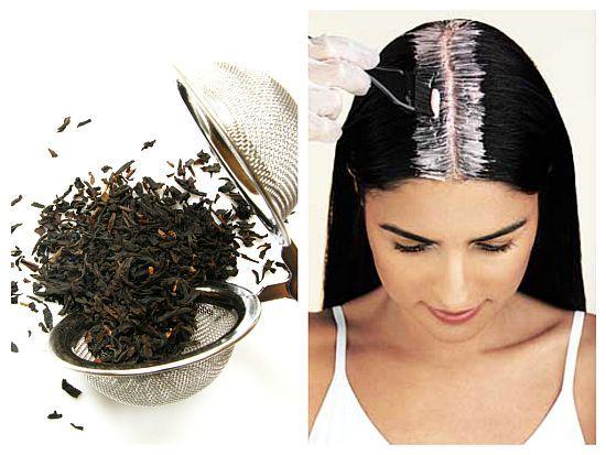 """Salvia este folosită în mod tradițional de secole pentru acoperirea firelor albe de păr sau închiderea părului la culoare. Aceste utilizări populare ale salviei sunt menționate în cartea """"Complete Herbal"""" a lui Nicholas Culpeper – botanist, medic naturist și astrolog, în anul 1653. Acesta spunea că salvia face părul să devină negru.Pentru un efect de înnegrire și mai puternic, adăugați ceai negru."""