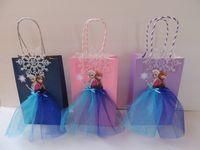 10 Pieces Frozen Elsa Anna Birthday Tutu by rizastouchofflair