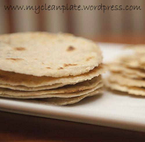 Low Fodmap Tortillas (Gluten Free, Dairy Free)