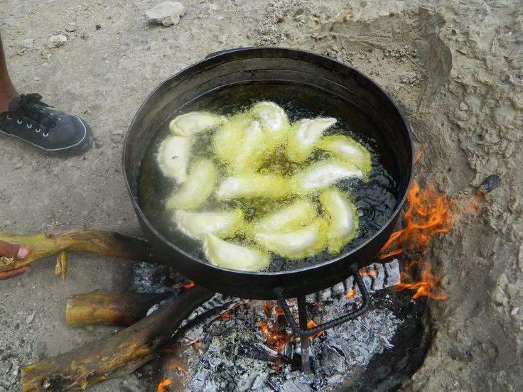 La cocina de susana: EMPANADAS CRIOLLAS FRITAS EN DISCO DE ARADO