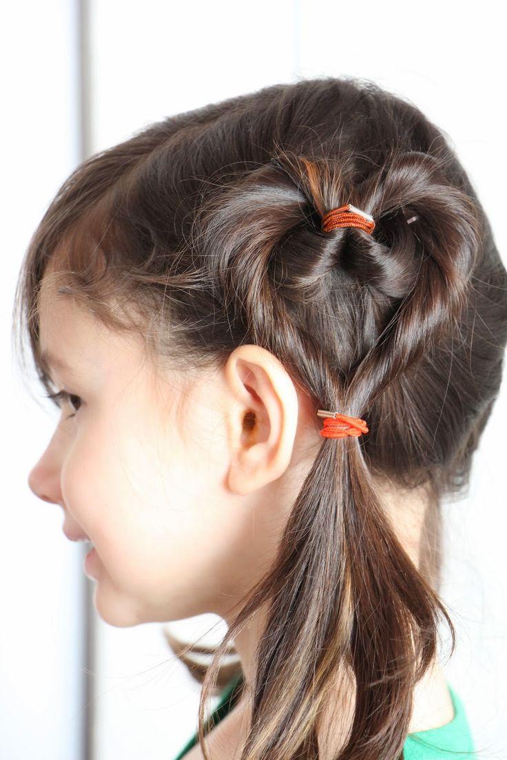 Heart Ponytail – Peinados