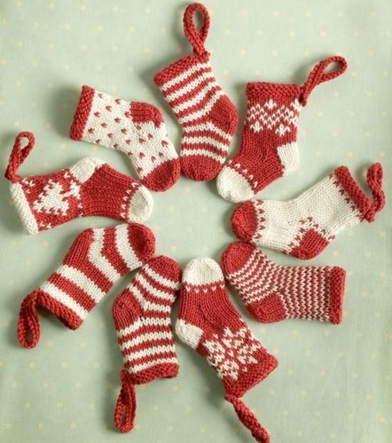 Start your stockings early this year! https://www.allfreechristmascrafts.com/Knit-Christmas-Stocking-Patterns/9-Old-Fashioned-Knit-Christmas-Stockings