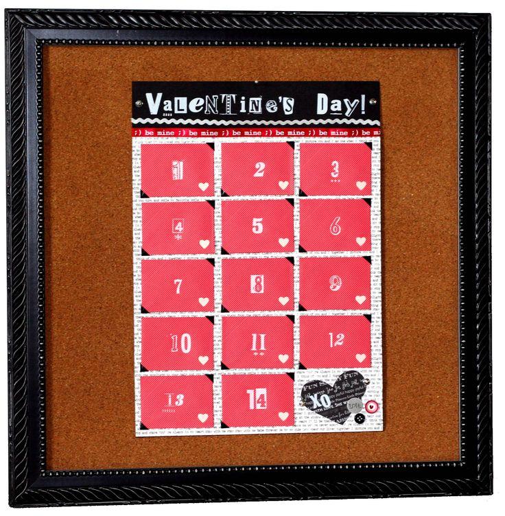 Valentine Calendar Ideas : Best i love valentine s day images on pinterest