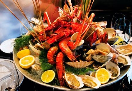 Should Christians Eat Sea Food