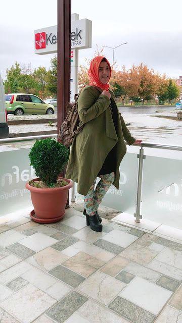a66d9454d6835 Lerzan Kara | Yasam Blogu | Yasam Blogları: 2018 Sonbahar Kış Benim Tarzım  Tesettür Kombinim