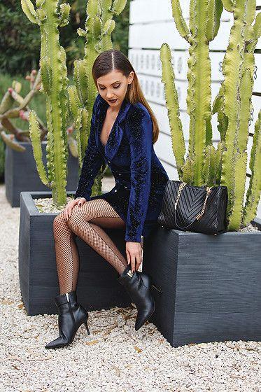More looks by Larisa Costea: http://lb.nu/larisacostea  #chic #edgy #elegant