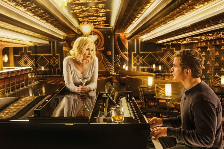 The Starship in Passengers is Almost as Pretty as Its Stars | WIRED