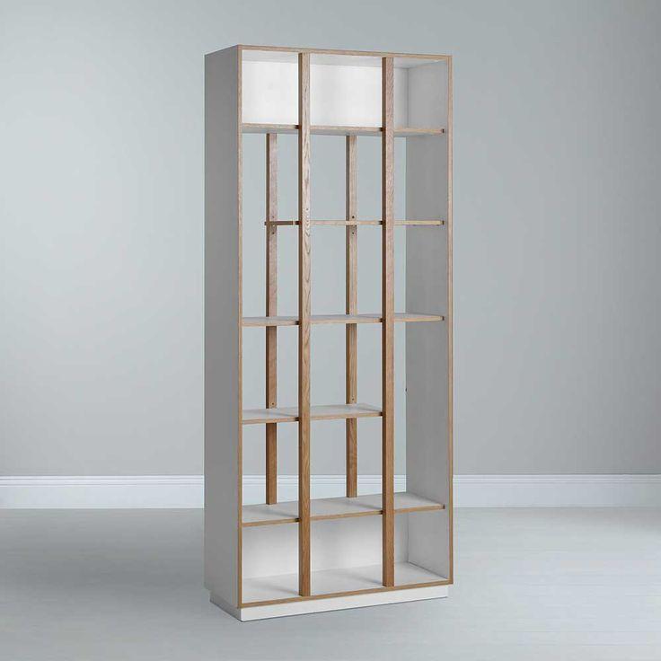 Die besten 25+ Bücherregal aus massiver Eiche Ideen auf Pinterest - wohnzimmer eiche massiv modern