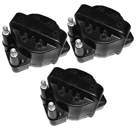 $55.95 for 3 coils (10% donated to Wounded Warriors)  pack of three 2000 2001 2002 2003 2004 2005 Impala ignition coil kit dr39 #USAftermarketBrandcoil