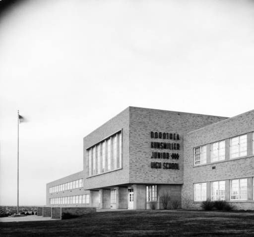 Image result for kunsmiller junior high 1958