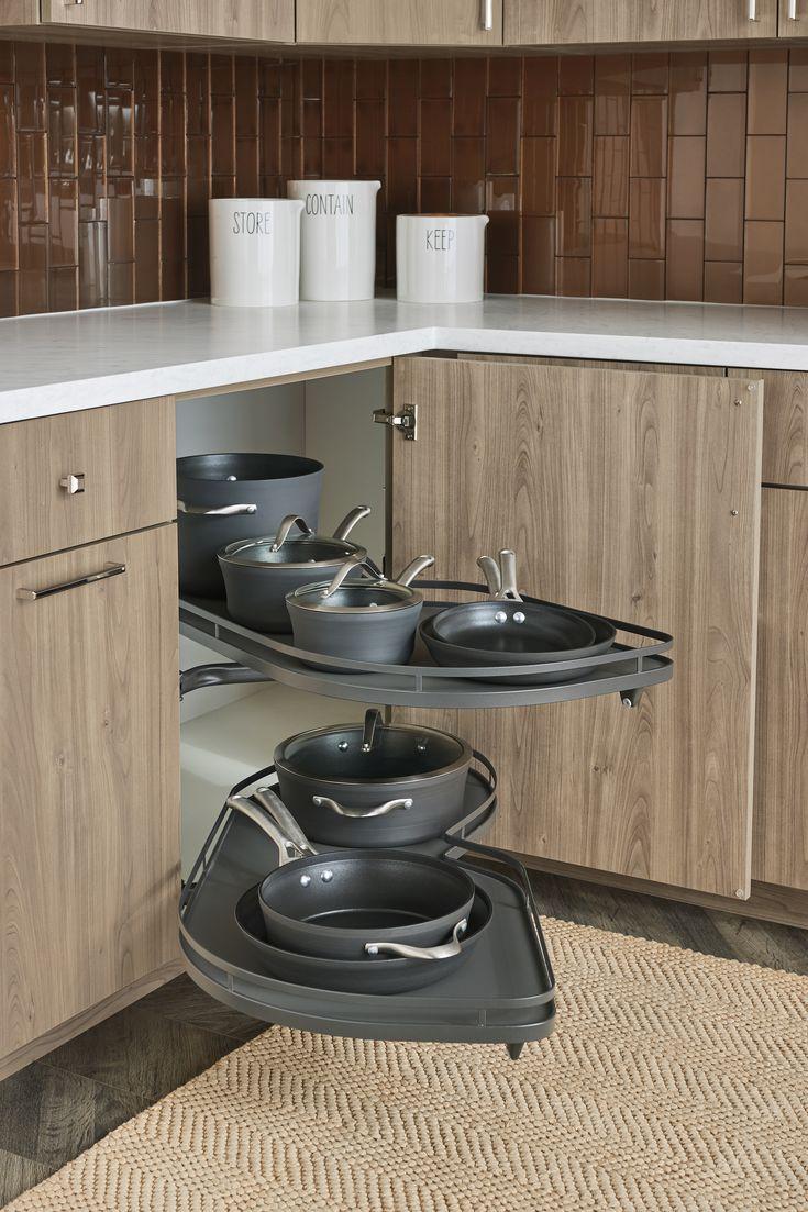 Lemans Kessebohmer Clever Storage Corner Kitchen Cabinet Kitchen Appliance Storage Corner Storage Cabinet