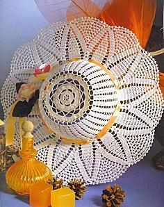 Crochet hat #7 with diagram