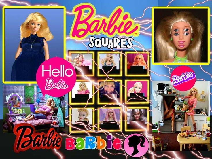 Barbie Squares.