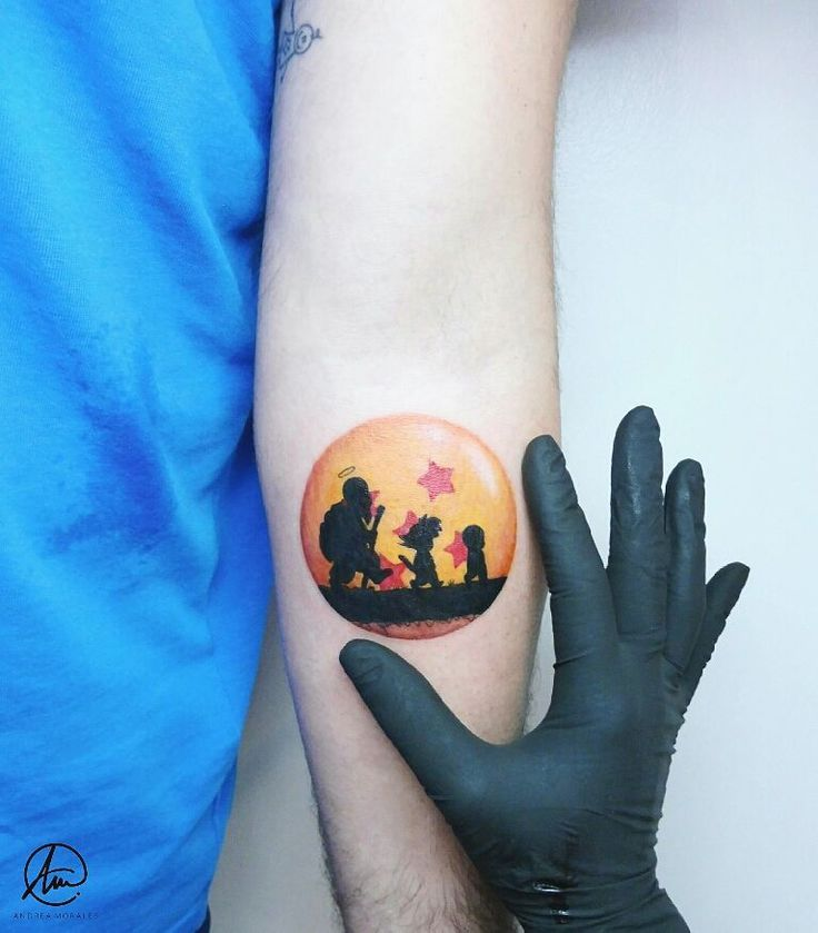 Préféré 70 best tatouage dragon ball images on Pinterest | Tattoo ideas  UB91