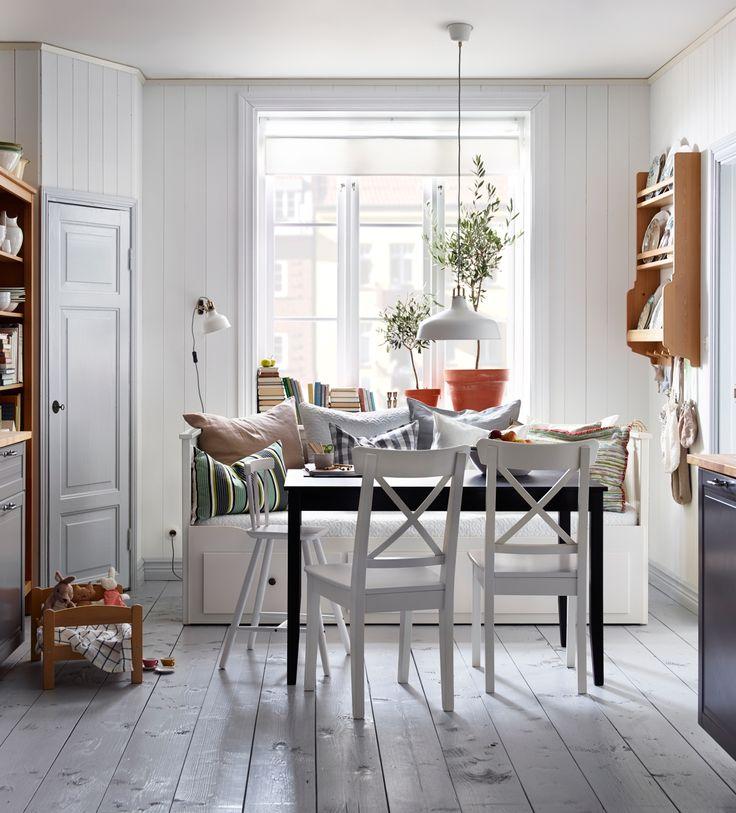 Die besten 25+ Ikea Tagesbett Ideen auf Pinterest ausziehbare - esszimmer landhausstil ikea