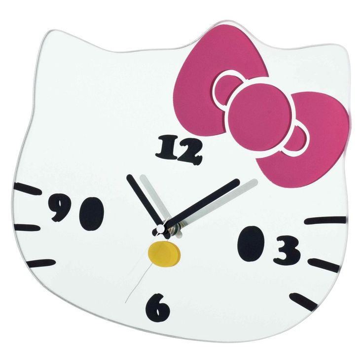 Hello Kitty Kitchen Accessories: 276 Best ⭐️Clock Clock⭐️ Images On Pinterest