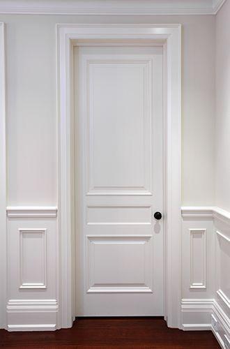 BLACK DOOR KNOB