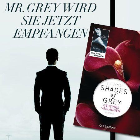 Shades of Grey: Valentinstag 2015 startet der Film in den Kinos. Lohnt es sich, vorher doch noch das Buch zu lesen? Wir haben eine