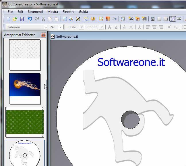 Grafica - Creare Cover Copertine CD e DVD gratis download | Softwareone.it